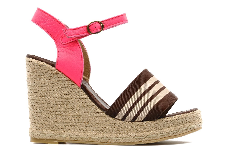 Sandales et nu-pieds Pare Gabia Ossia Marron vue derrière