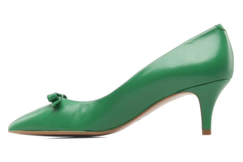 High heels Georgia Rose Maëllys Green front view