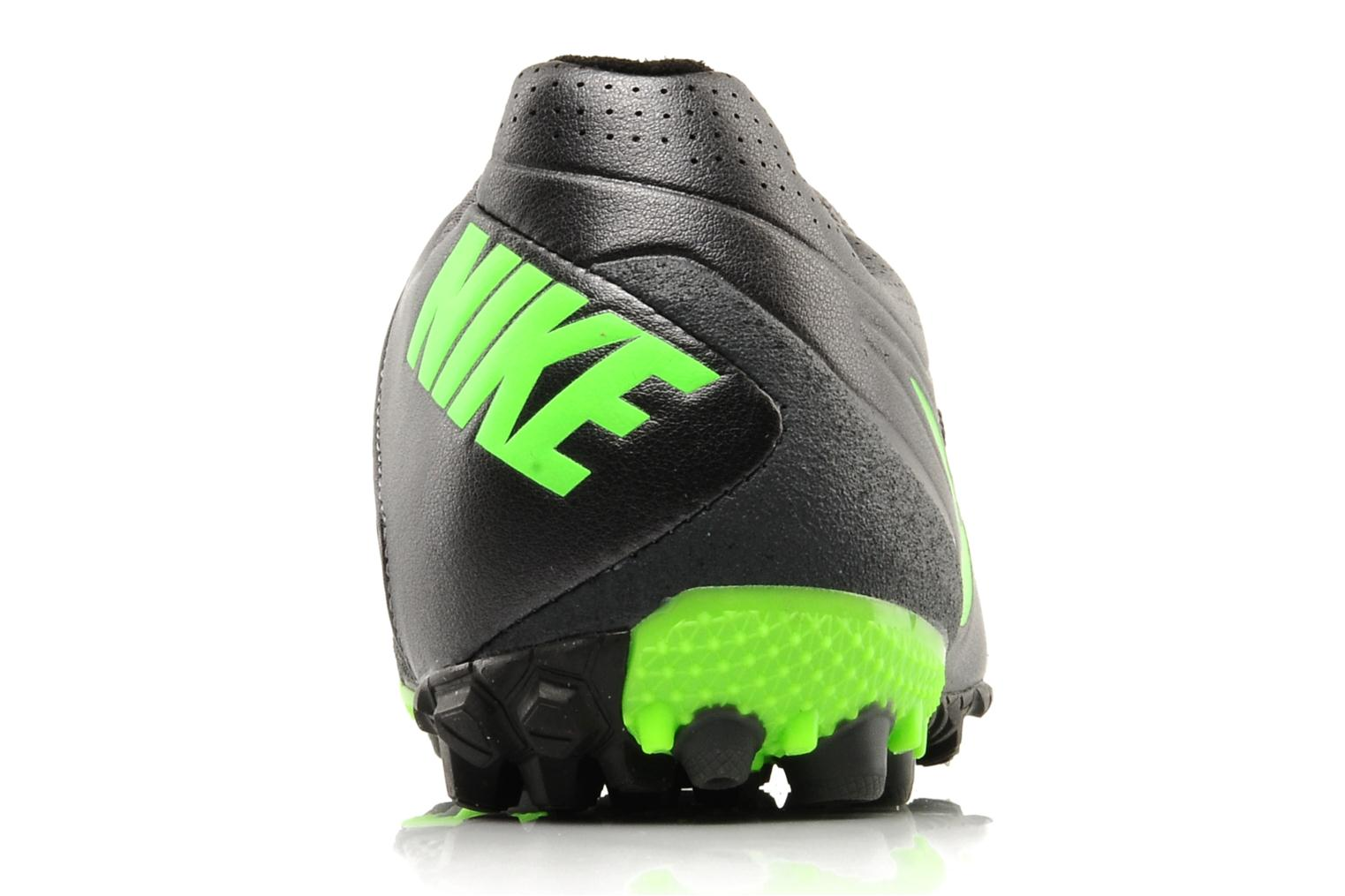 Nike bomba finale Mtlc fark grey/electric green