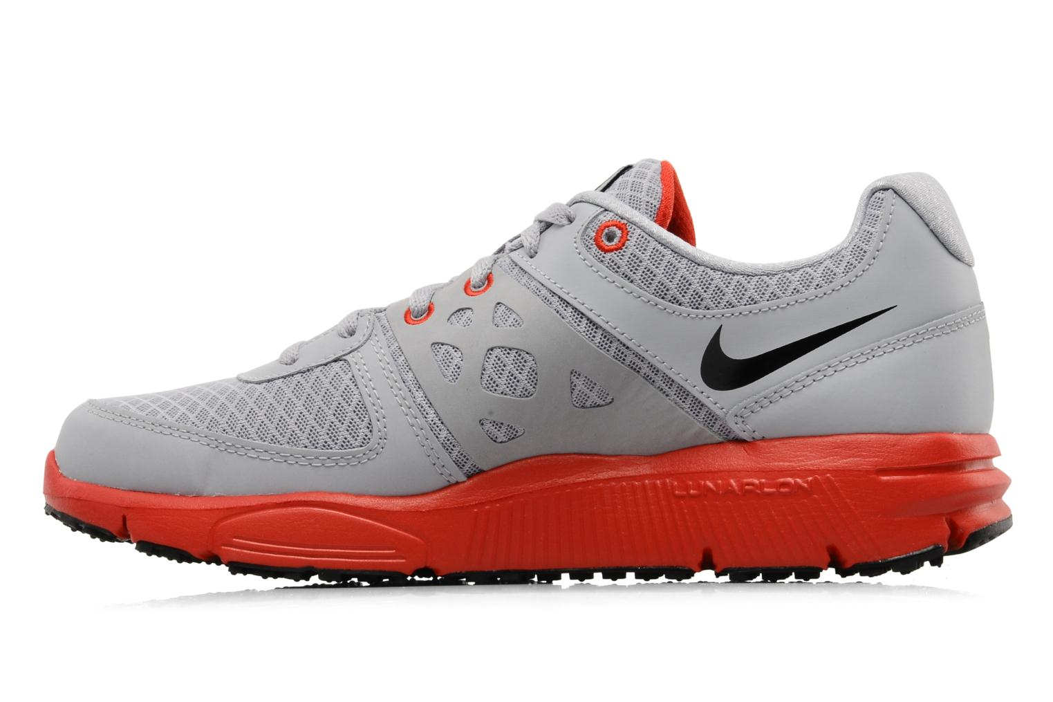 Sport shoes Nike Lunar forever Grey front view