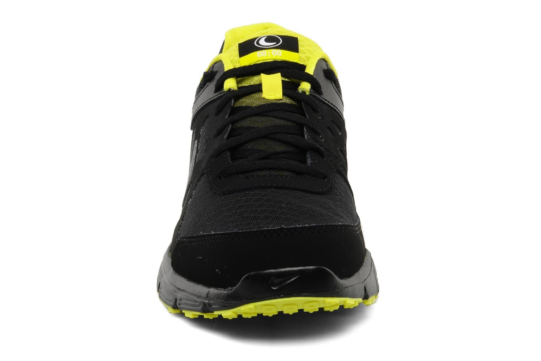 Chaussures de sport Nike Lunar forever nt Noir vue portées chaussures
