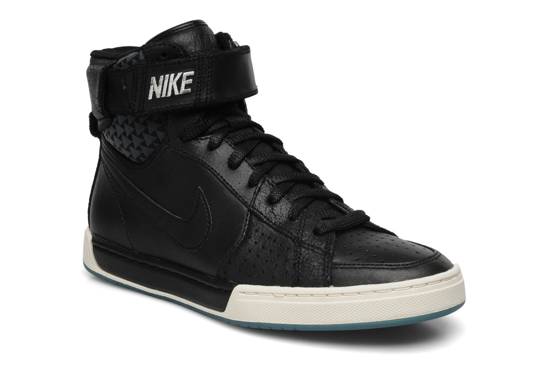 Sneaker Nike Nike air flytop schwarz detaillierte ansicht/modell