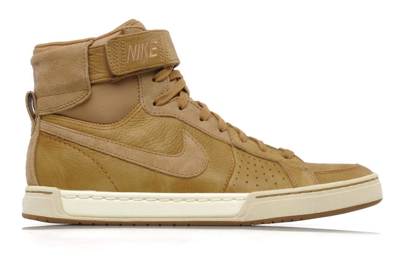 Sneakers Nike Nike air flytop Beige immagine posteriore
