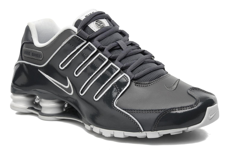 ... store zapatillas de deporte nike nike shox nz eu gris vista de detalle  par b987d 5454b ... 9cecded90