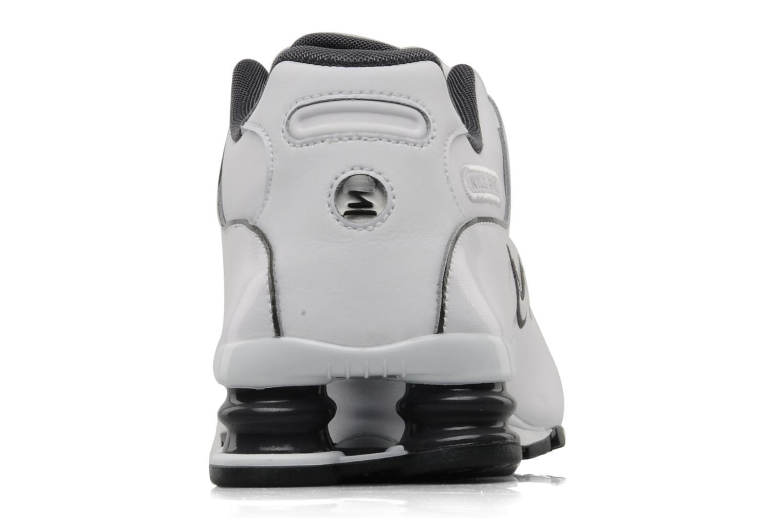 Scarpe sportive Nike Nike shox nz eu Bianco immagine destra