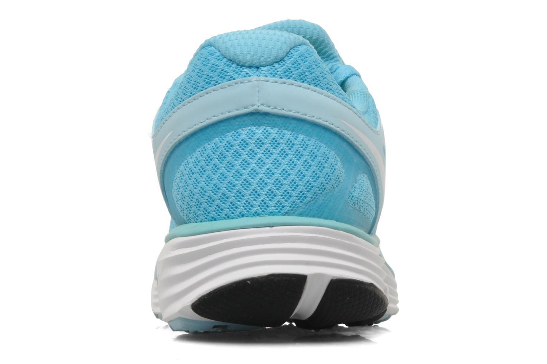 Scarpe sportive Nike Wmns nike lunarswift+ 3 Azzurro immagine destra