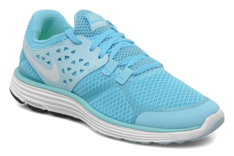 Scarpe sportive Nike Wmns nike lunarswift+ 3 Azzurro vedi dettaglio/paio