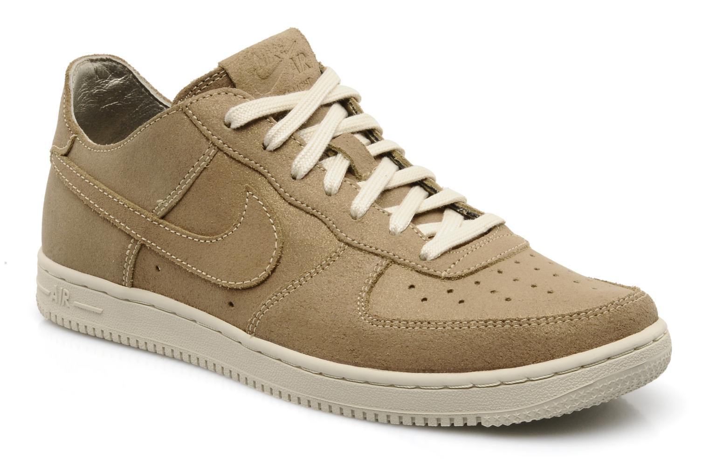 Sneakers Nike Wmns air force 1 low light Oro e bronzo vedi dettaglio/paio