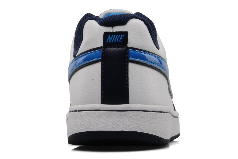 Sneakers Nike Nike backboard 2 bg Wit rechts