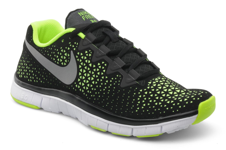 Nike free haven 3.0 Black / reflect silver-vlt-white