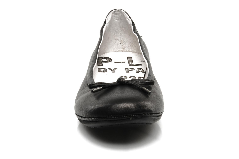 Ballerines P-L-D-M By Palladium Mombasa cash Noir vue portées chaussures