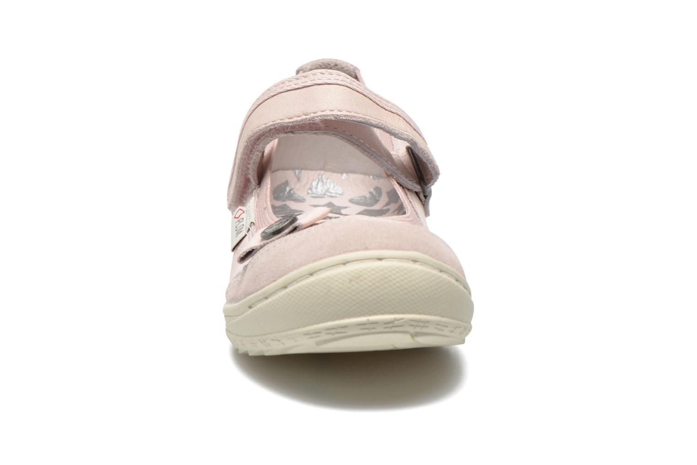 Ballerines P-L-D-M By Palladium Doris Rose vue portées chaussures