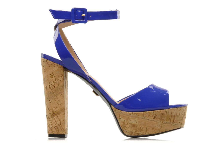 Sandales et nu-pieds Pour La Victoire Nasha Bleu vue derrière