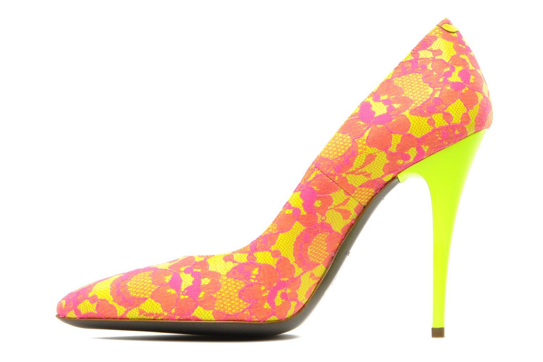 High heels Ernesto Esposito Etzi Pink front view
