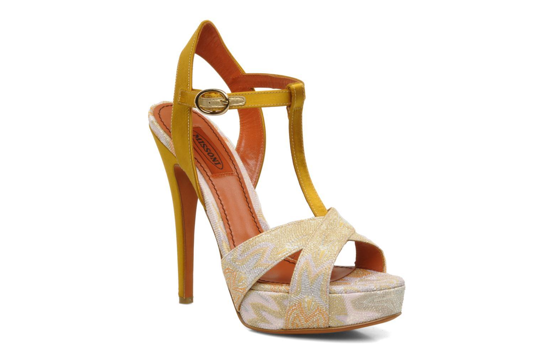 Sandalen Missoni Mabelle mehrfarbig detaillierte ansicht/modell