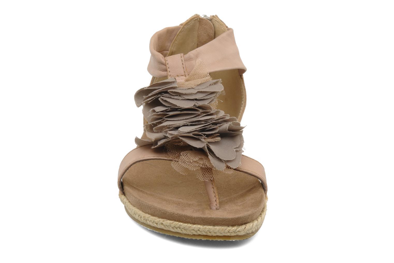 Sandales et nu-pieds SPM Naily Rose vue portées chaussures