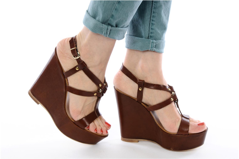 Sandalen Tosca Blu Shoes Girasole Bruin onder