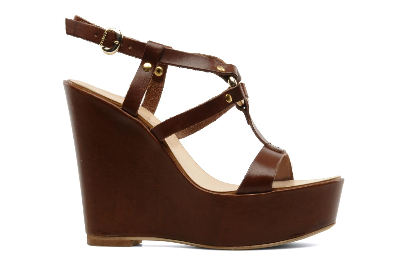 Sandalen Tosca Blu Shoes Girasole Bruin achterkant