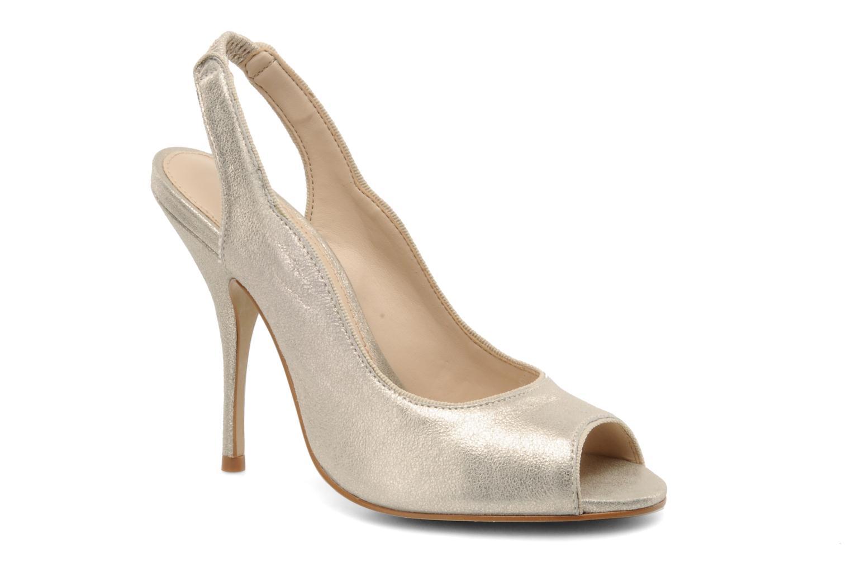 Zapatos promocionales Studio TMLS Malaysia (Oro y bronce) - Zapatos de tacón   Cómodo y bien parecido
