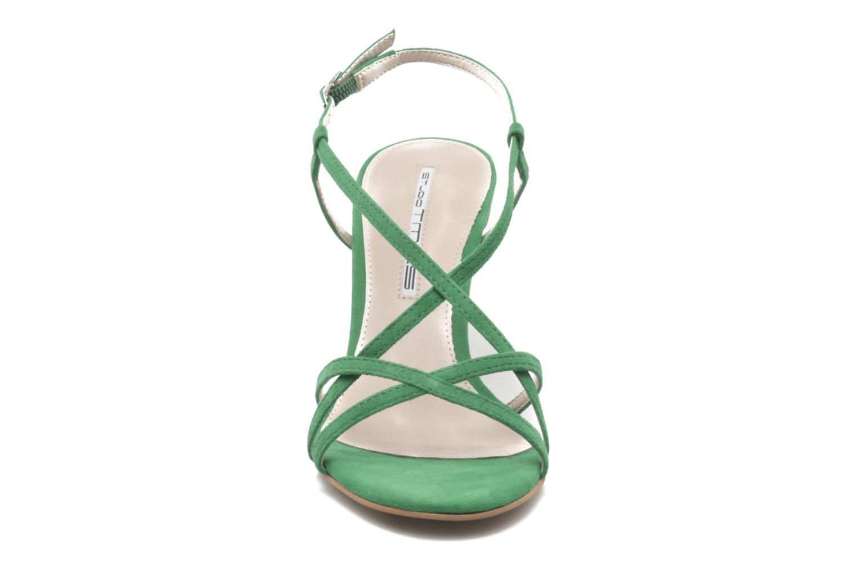 Sandales et nu-pieds Studio TMLS Isabel Vert vue portées chaussures