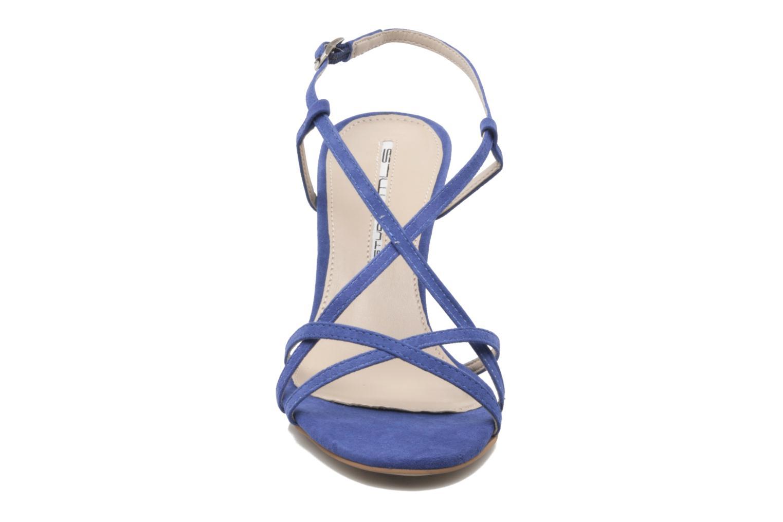 Sandalen Studio TMLS Isabel blau schuhe getragen