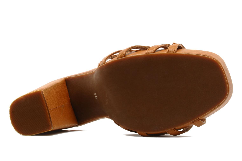 Sandali e scarpe aperte Jeffrey Campbell Fun Marrone immagine dall'alto