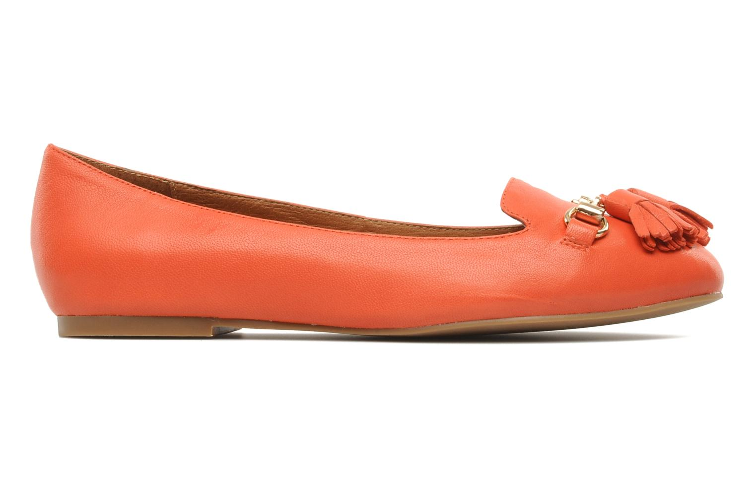 Loafers Jeffrey Campbell Mollie Orange back view
