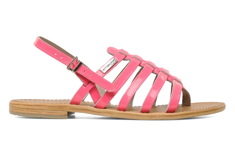 Sandales et nu-pieds Les Tropéziennes par M Belarbi Herflash Rose vue derrière