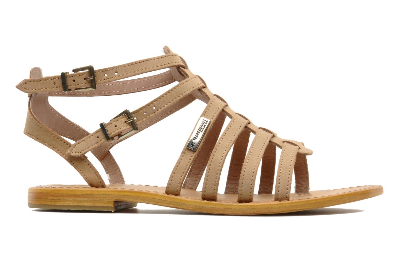 Sandalen Les Tropéziennes par M Belarbi Hortense beige ansicht von hinten