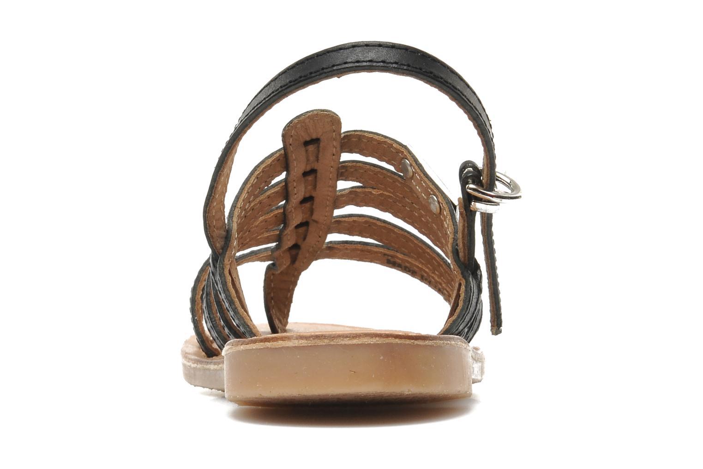 Sandalen Les Tropéziennes par M Belarbi Herisson E Zwart rechts