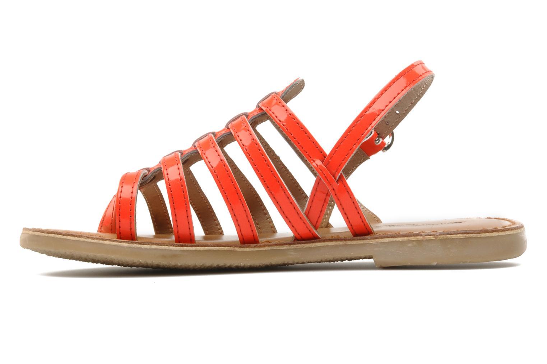 Sandales et nu-pieds Les Tropéziennes par M Belarbi Herflash E Rose vue face