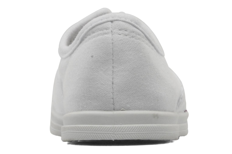 Sneakers Les Tropéziennes par M Belarbi Fete E Bianco immagine destra