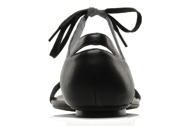 Sandales et nu-pieds Camper Holly 21609 Noir vue droite
