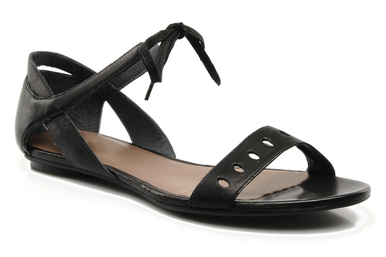 Sandales et nu-pieds Camper Holly 21609 Noir vue détail/paire