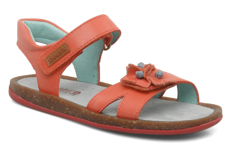 Sandals Camper Bicho Kids 80303 Pink detailed view/ Pair view