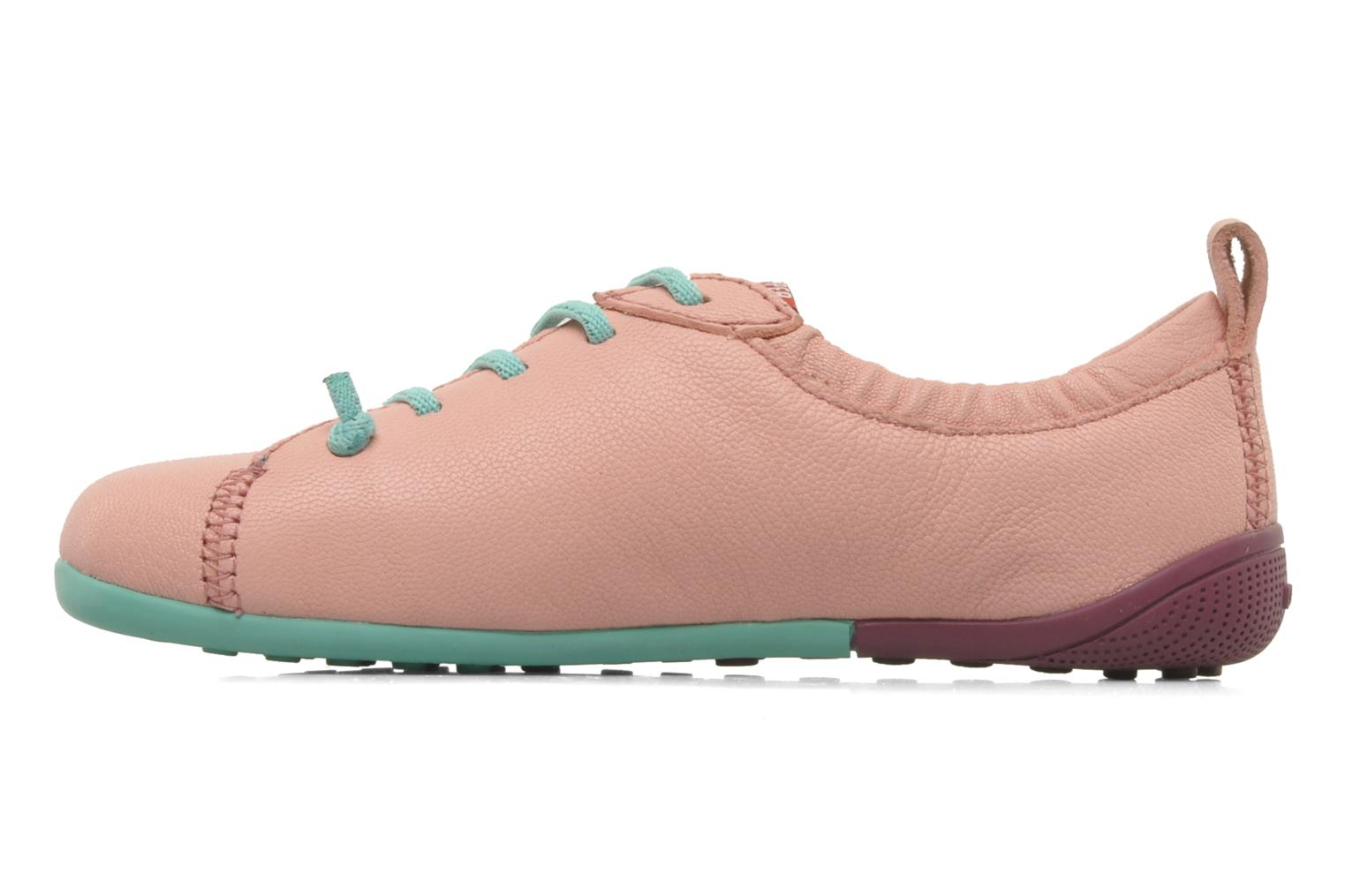 Trainers Camper Peu Circuit 80243 Pink front view