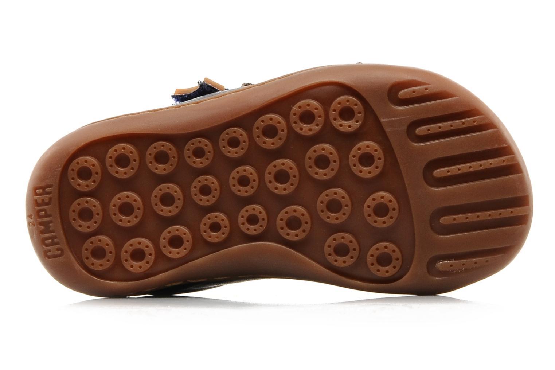 Sneakers Camper Peu Cami 80212 Blauw boven