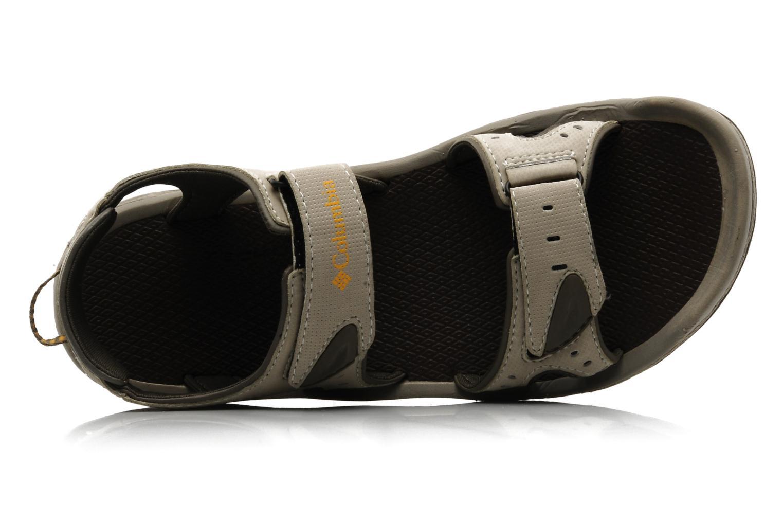 Chaussures de sport Columbia Techsun 3 Beige vue gauche