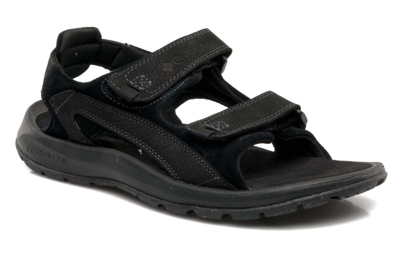 Chaussures de sport Columbia Monterosso Noir vue détail/paire