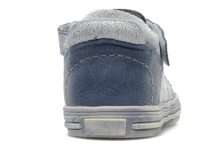 Sandales et nu-pieds Minibel CEYLAN Bleu vue droite