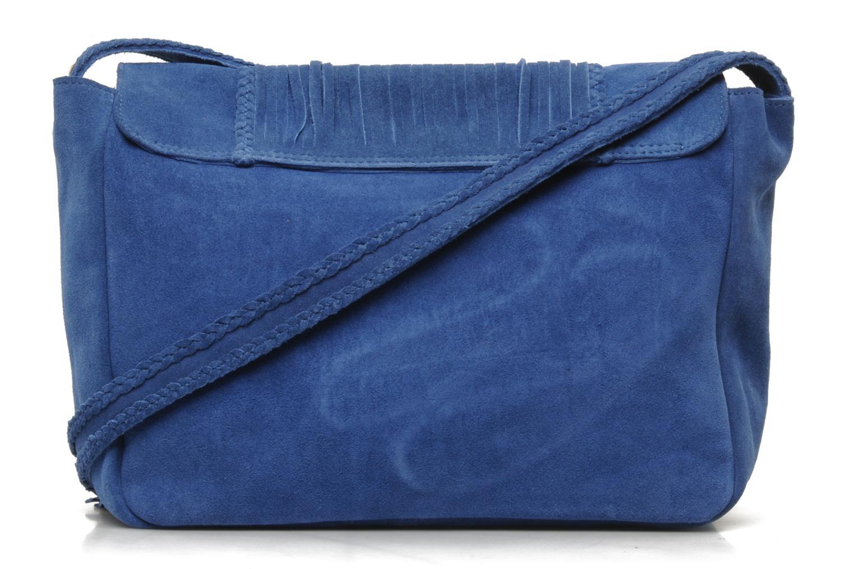Borse Petite mendigote FRANGE ATLAS Azzurro immagine frontale