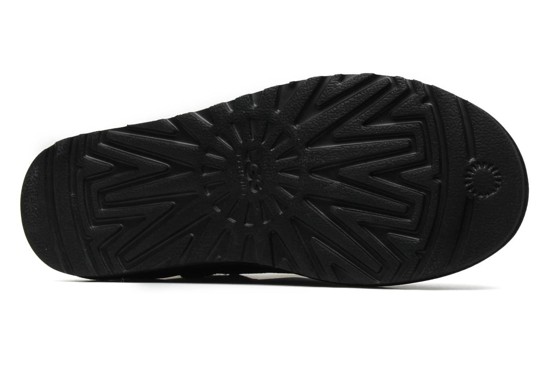 Boots en enkellaarsjes UGG Mini bailey button Zwart boven