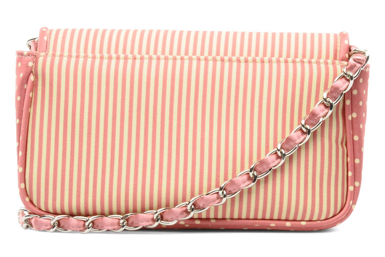 Pochette Menbur PISUM BAG Rosa immagine frontale