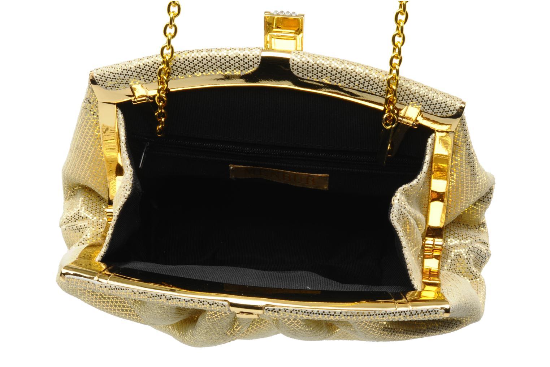 Pochette Menbur LIMONERO STRASSE Oro e bronzo immagine posteriore