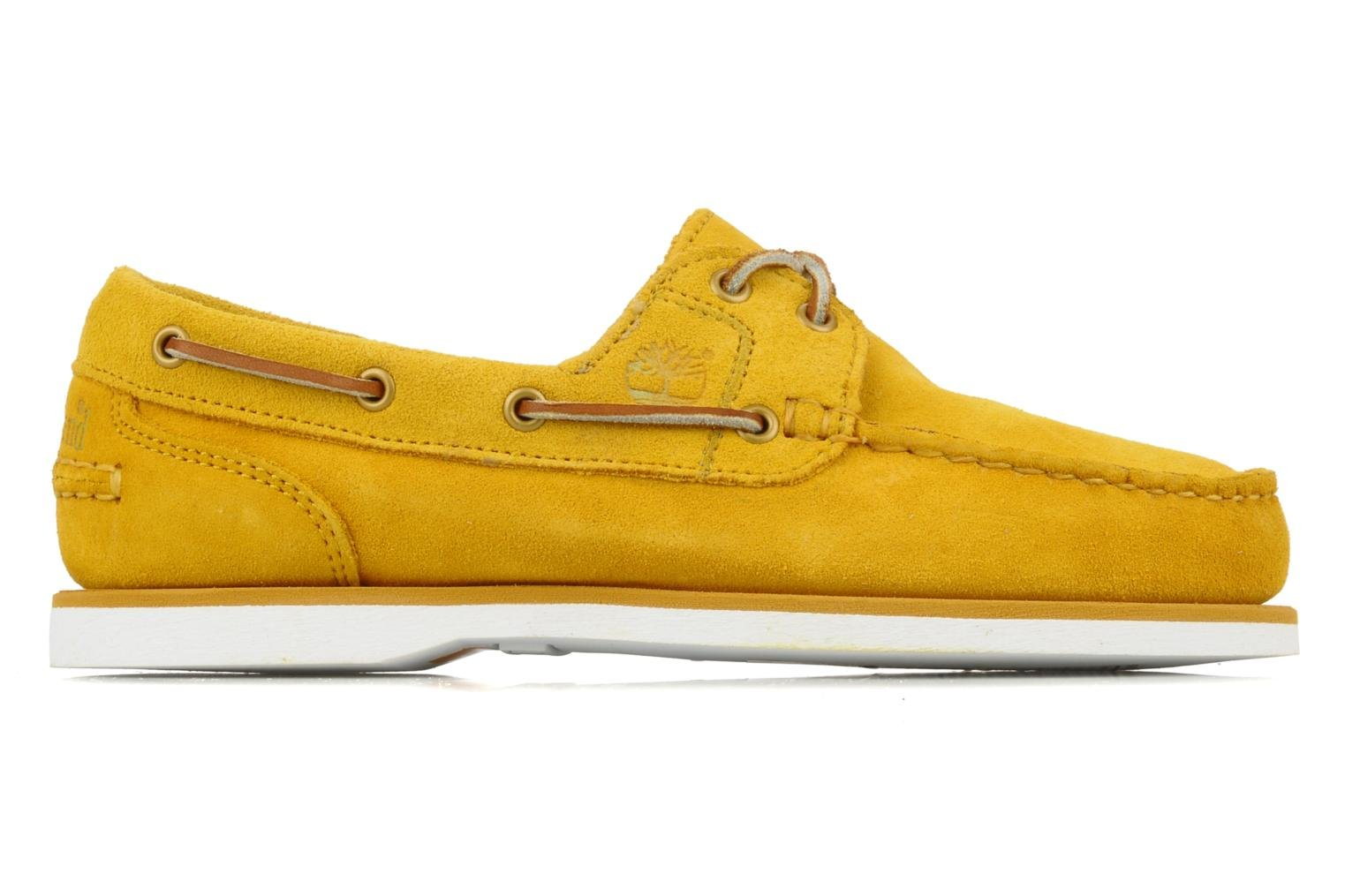 Amherst YELLOW SUEDE
