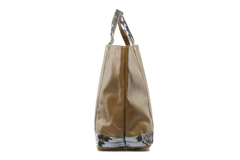 Cabas cuir paillettes XL HIBOU 007