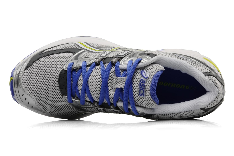 Chaussures de sport Asics Lady Gel Oberon 6 Gris vue gauche