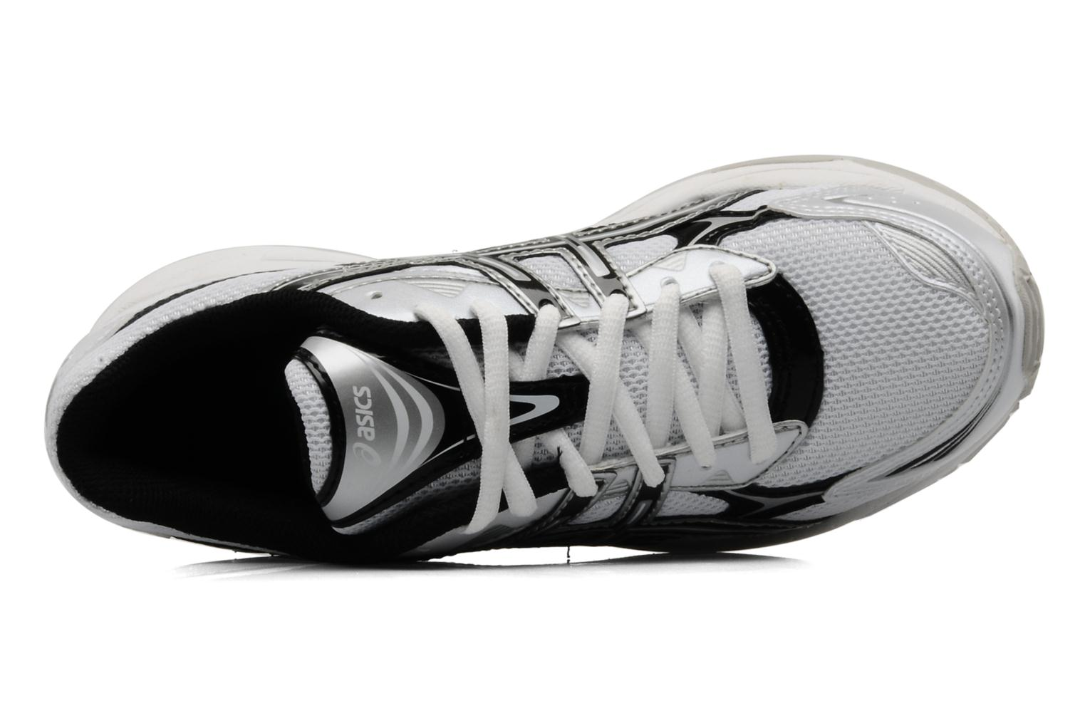 Sport shoes Asics Gel Galaxy 5 GS White view from the left
