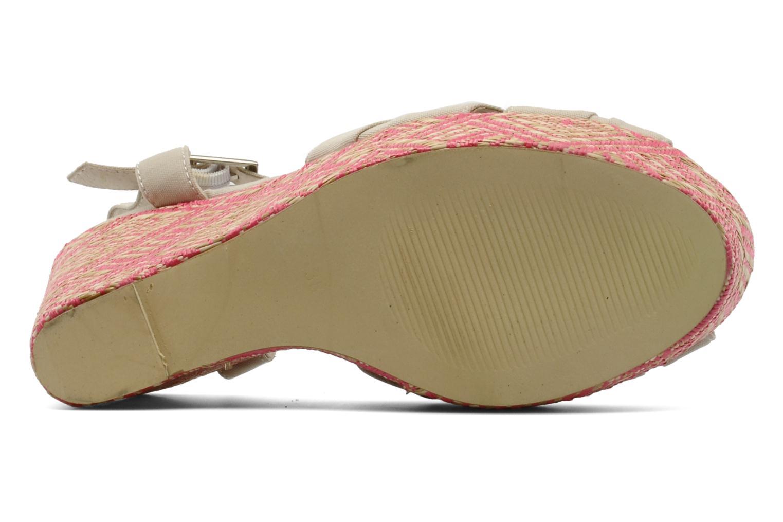 Sandalen Georgia Rose Farto Beige boven