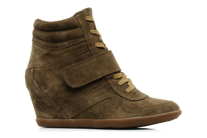 Stiefeletten & Boots Addict-Initial Alida braun ansicht von hinten